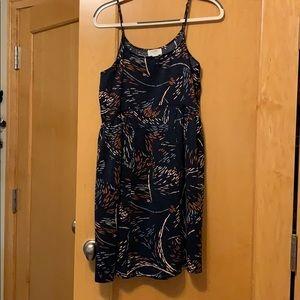 NWOT LOFT Lounge Sleeveless Dress - Size Small